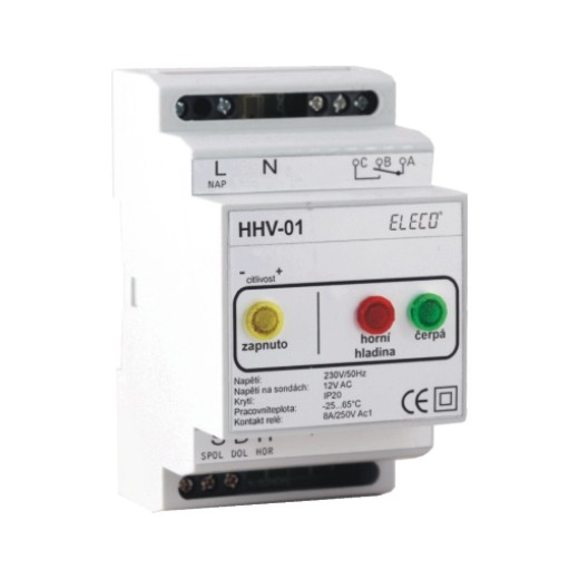 HHV-01 Water level tracker - 2 levels