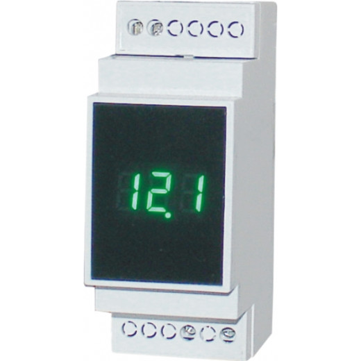 QMD-05-BCD-DIN BCD indicator wit 0-15 value